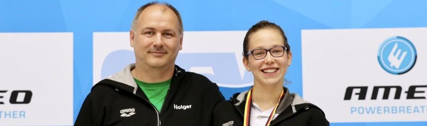 Finia mit Holger
